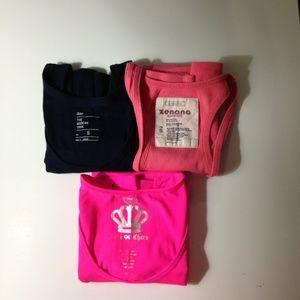 Tank Tops/Camisoles Bundle of 3, Various Brands